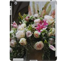 Uplifting Bouquet of Flowers  iPad Case/Skin