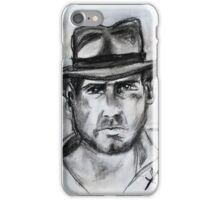 Indiana Jones, Harrison Ford iPhone Case/Skin