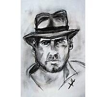 Indiana Jones, Harrison Ford Photographic Print