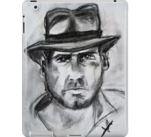 Indiana Jones, Harrison Ford iPad Case/Skin