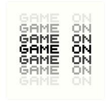 Video Game Game On PC Playstation XBox Gaming Gamers Art Print