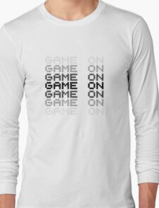 Video Game Game On PC Playstation XBox Gaming Gamers Long Sleeve T-Shirt