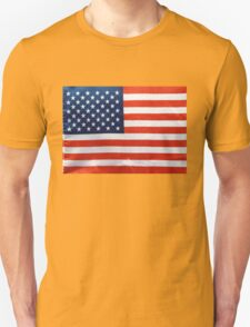 American RED WHITE & BLUE Unisex T-Shirt