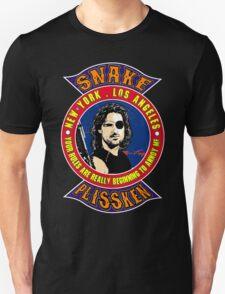 Snake Plissken Colour T-Shirt