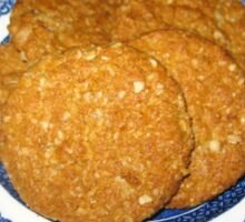 Crispy, Crunchy, Crumbly Cookies Sticker