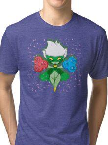 Petal Dance Tri-blend T-Shirt