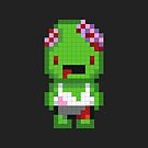 Pixel Art Undead 1 by jaredfin