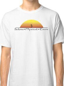 Sedona Mystical Tours Logo Classic T-Shirt