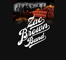 Zac Brown Band Black Out The Sun 2016 Tour Unisex T-Shirt