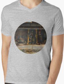 F4powerarmour Mens V-Neck T-Shirt