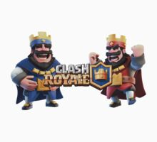 clash royale : battle of kings One Piece - Long Sleeve
