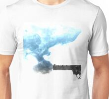 Smoking Gun Unisex T-Shirt