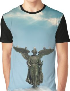 Angel of the Waters Graphic T-Shirt