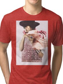 #8 (Sagittarius) Tri-blend T-Shirt