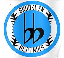 Brooklyn Beatniks Poster
