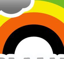 Aromantic Pride Sticker