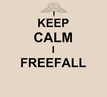 Keep Calm I Freefall Unisex T-Shirt
