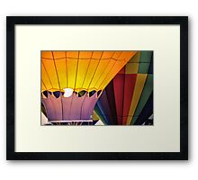 Almost Time.... Framed Print