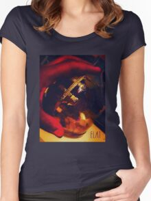 MASTERS TOUCH Women's Fitted Scoop T-Shirt