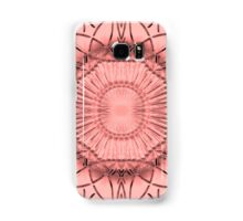 Carnival Rose Glass Samsung Galaxy Case/Skin