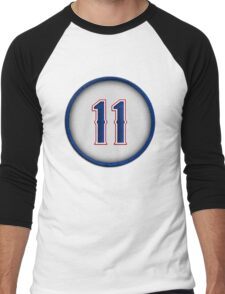 11 - Yu Men's Baseball ¾ T-Shirt