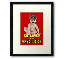 Children of the Revolution Framed Print