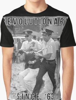 Bernie Sanders - Revolutionary Since '63 Graphic T-Shirt