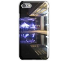 Colorful reflections - Lincoln Center outdoor spaces iPhone Case/Skin
