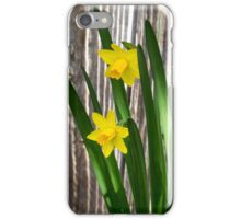 Tiny Daffodils iPhone Case/Skin