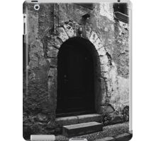 Old and Spooky House iPad Case/Skin