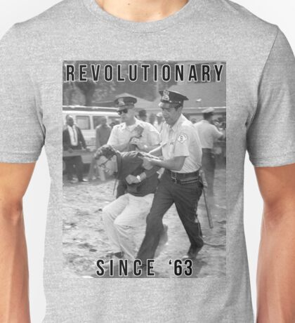 Bernie Sanders - Revolutionary Since '63 Unisex T-Shirt