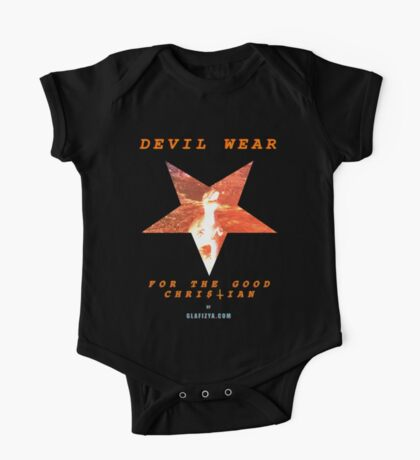Devil Wear (version 1 collectors) One Piece - Short Sleeve