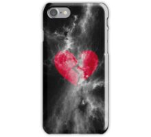 Broken Heart Lost In Space iPhone Case/Skin