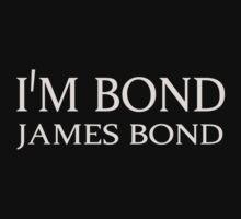 bond Kids Tee