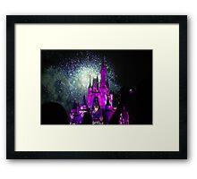 Make a Wish Framed Print