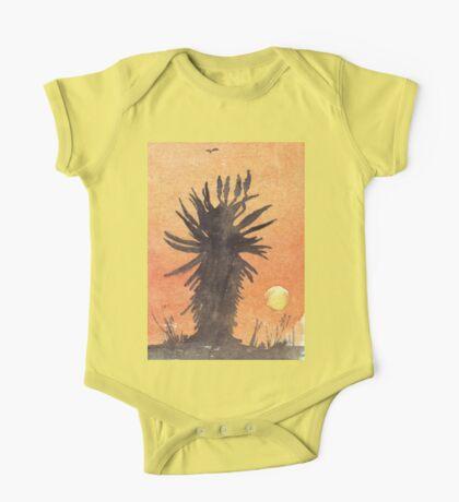 Aloe sunset One Piece - Short Sleeve