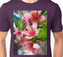 Pink Peaches Unisex T-Shirt