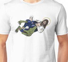 Jesus Takes the Back! Unisex T-Shirt