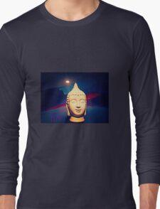 ELAT BUDDHA Long Sleeve T-Shirt