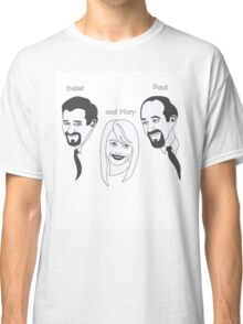 Peter Paul and Mary Classic T-Shirt