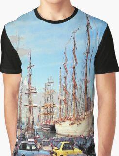 Tall Ships - Brooklyn Graphic T-Shirt
