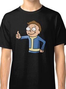 Vault Morty Classic T-Shirt