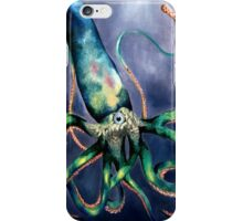 Eye of the Squid iPhone Case/Skin