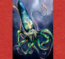 Eye of the Squid Tri-blend T-Shirt
