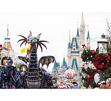A Festival of Fantasy Photographic Print