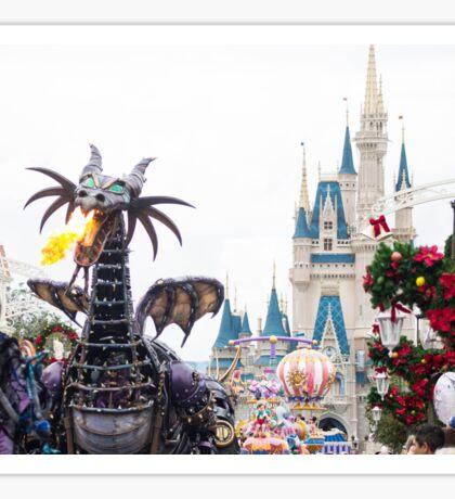 A Festival of Fantasy Sticker