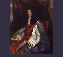 King Charles II of England, Scotland and Ireland (1660-1685) Unisex T-Shirt