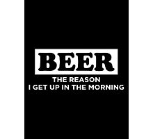 beer rea Photographic Print