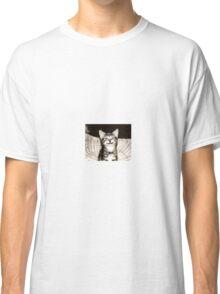 Happy Kitty Classic T-Shirt
