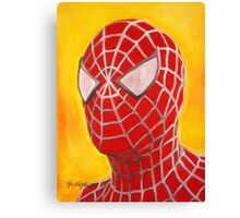 The Amazing Spiderman! Canvas Print